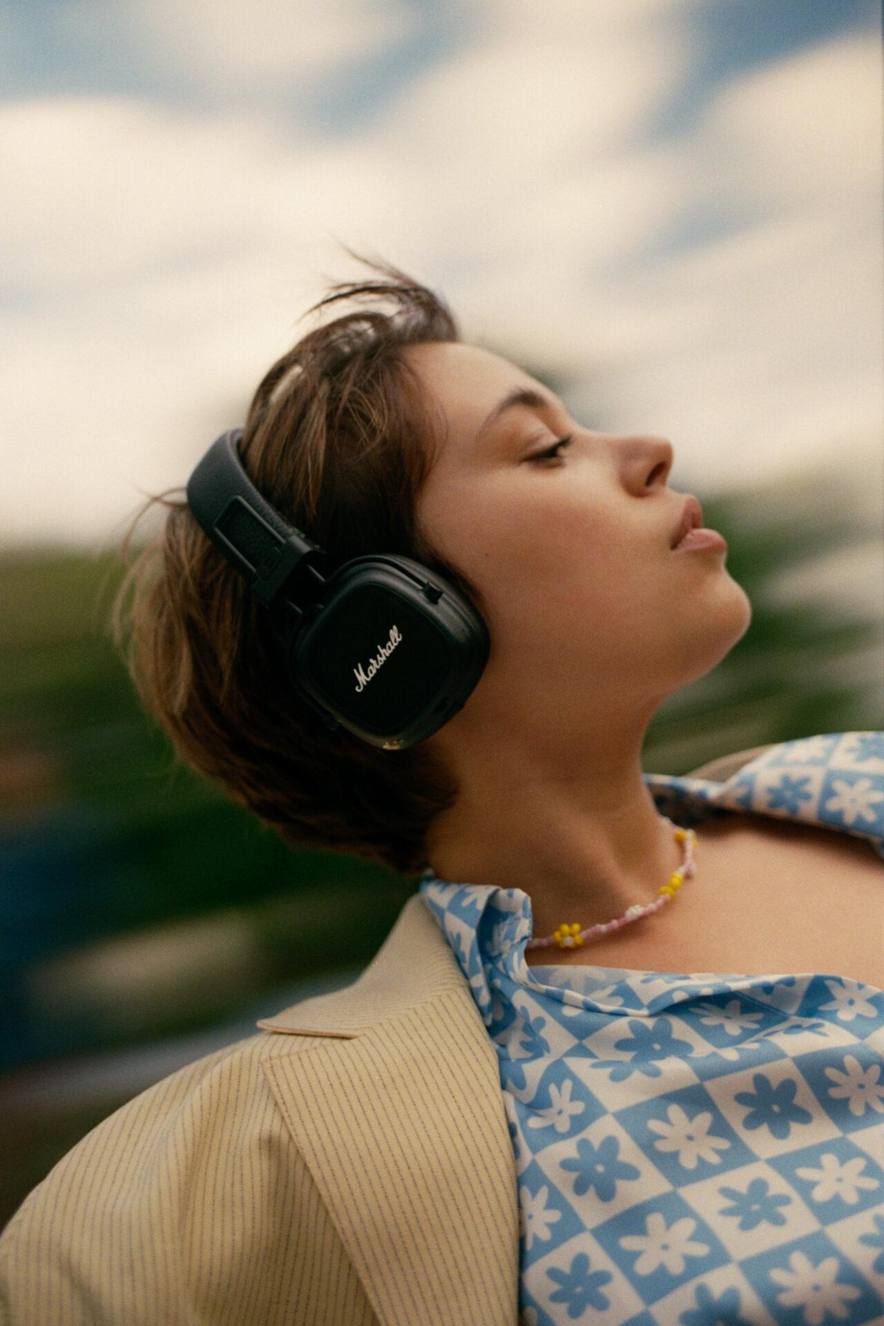 Marshall Headphones MAJOR IV
