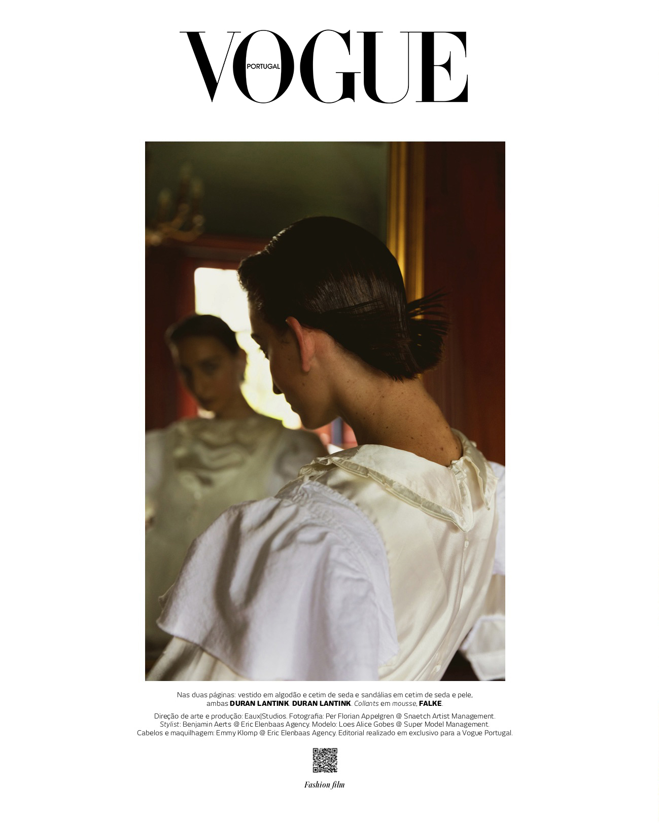 VOGUE PORTUGAL FREEDOM ON HOLD ISSUE