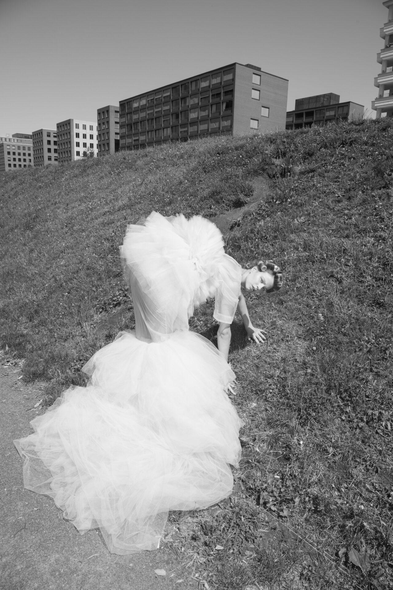 Danny Reinke Couture Editorial